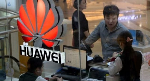 Huawei expects sales to drop over the next two years as the US ban takes hold