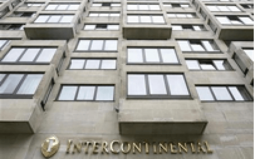 InterContinental's first-half room revenue inches up