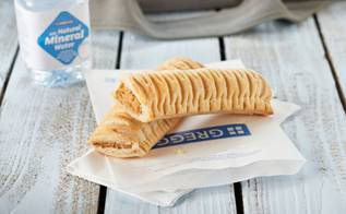 Sausage roll-out: Greggs launches vegan version of pastry treat