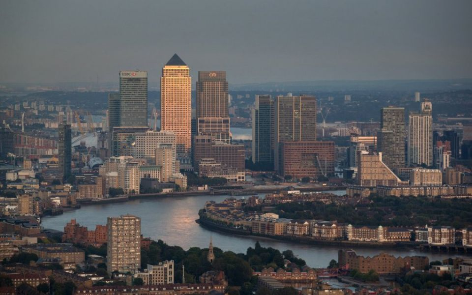 London drives increase in number of new UK startups