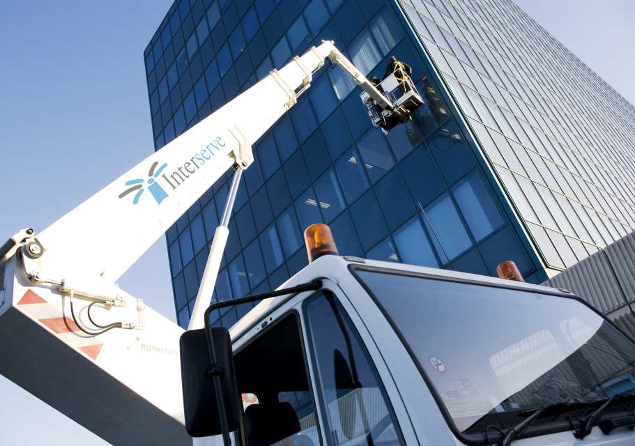 Interserve finance boss throws in the towel weeks after administration