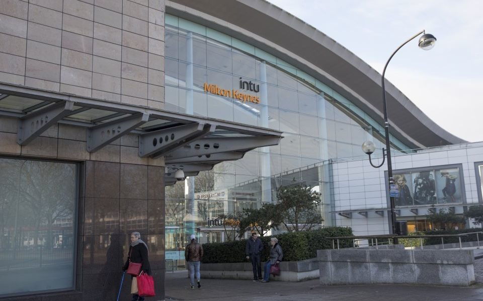 Intu share price crashes as traders sell out of the struggling shopping centre landlord
