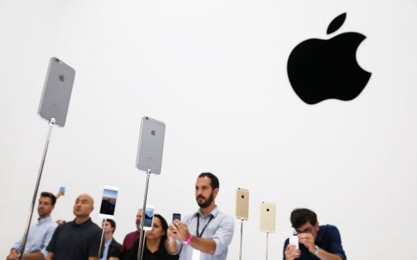 Imagination and Arm share prices lifted by soaring demand for Apple's iPhone 6