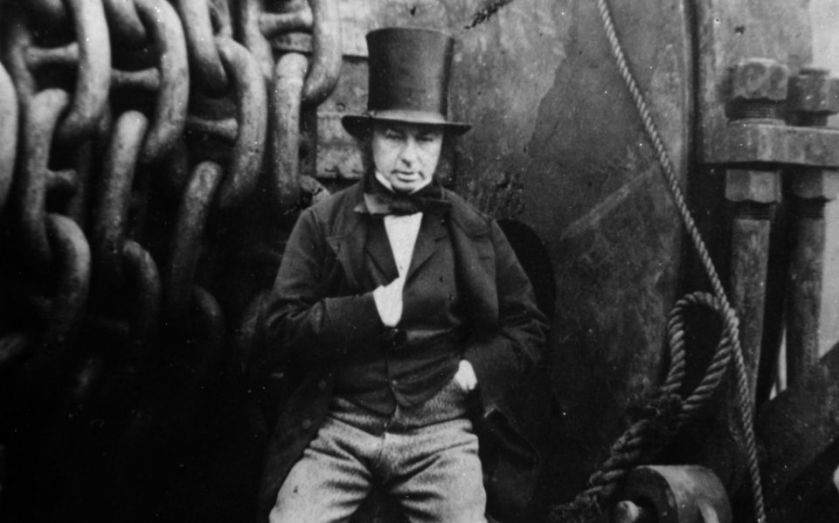 The ultimate irony? Railway engineer Isambard Kingdom Brunel's body could be dug up thanks to HS2