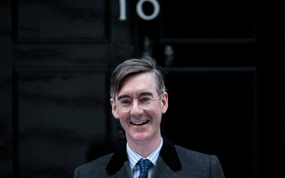 Jacob Rees-Mogg priced out of Mayfair, has to 'settle' for