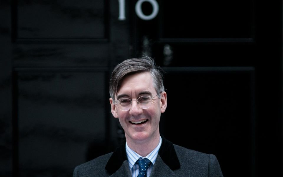 Could Jacob Rees-Mogg soon be off to 11 Downing Street?