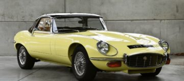 Jaguar E-Type Series 3 V12 review: Improving the classic Jaguar E-Type is a tall order, but a  Kent-based company has done just that