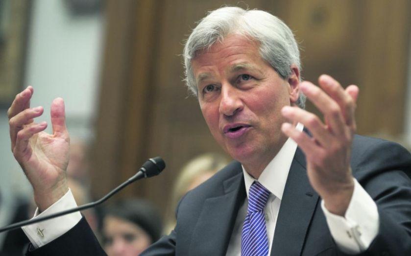 JP Morgan boss Jamie Dimon: Banks are under assault