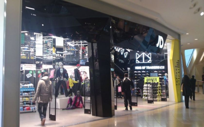 JD Sports Share Price Soars As Retailer Scores £100m