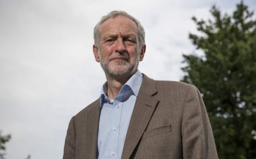Labour leadership race: Want to be like Jeremy Corbyn? Now you can, with this blazer