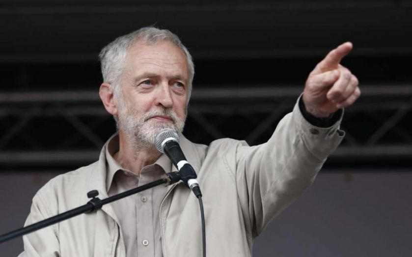 Stiglitz says his thinking is 'broadly in line' with that ofLabour leader Jeremy Corbyn