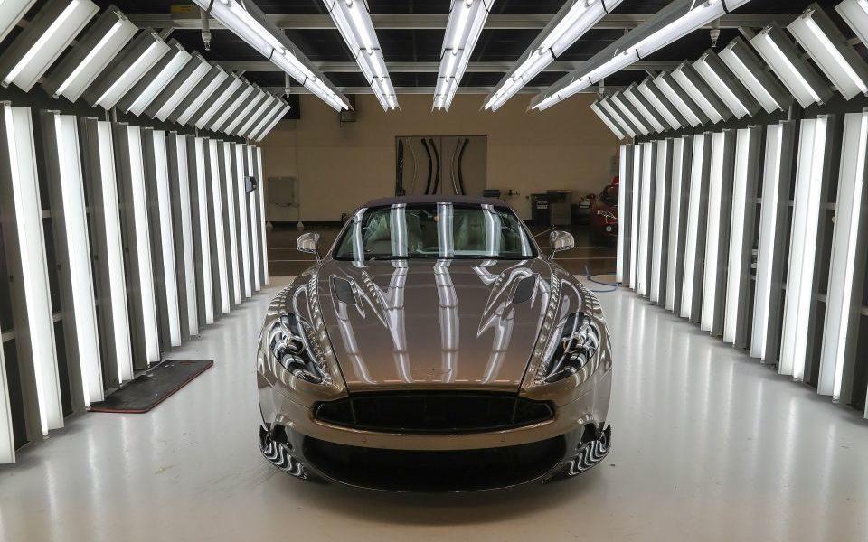 Aston Martin Stock >> Aston Martin Stutters On Stock Market Debut As Shares Fall