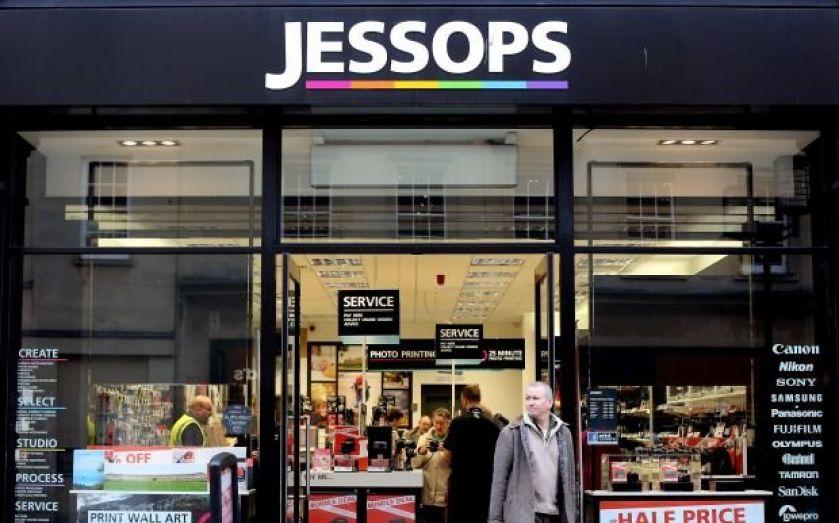 Jobs at risk as Jessops boss mulls rescue plan
