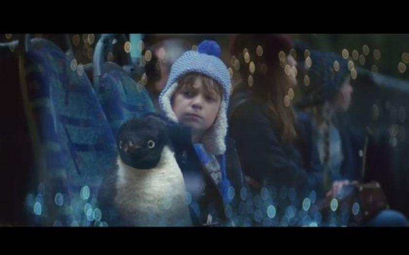 John Lewis Christmas Advert 2019.Watch John Lewis Christmas Advert 2014 Video Say Hello To