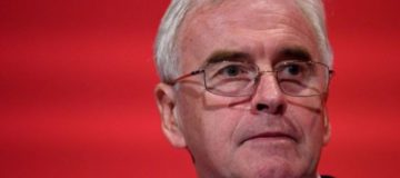 Labour shadow chancellor John McDonnell is considering supporting a four-day working week