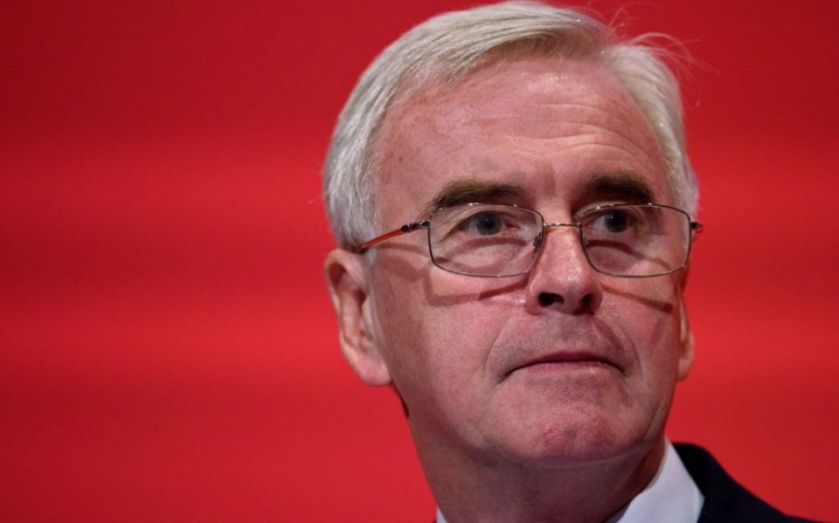 'Bad for business': Financial lobby group criticises McDonnell's planned financial transactions tax