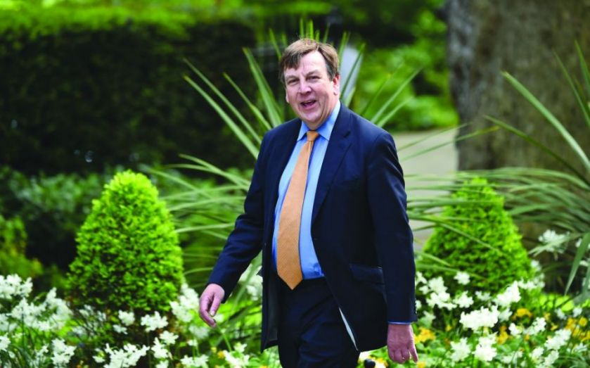 John Whittingdale is surprised by defensive BBC after green paper published