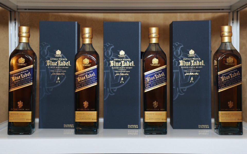 Drinks giant Diageo boosts sales and profits
