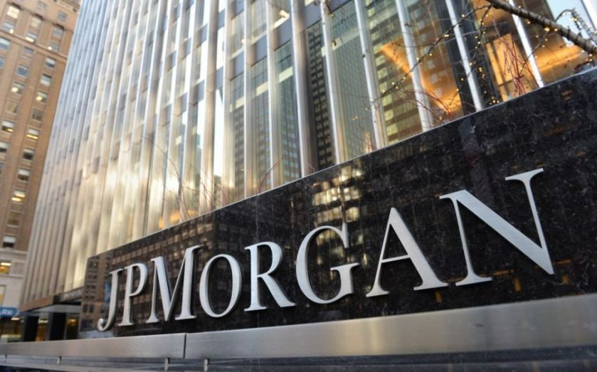 JPMorgan profits rise beyond expectations in the first quarter