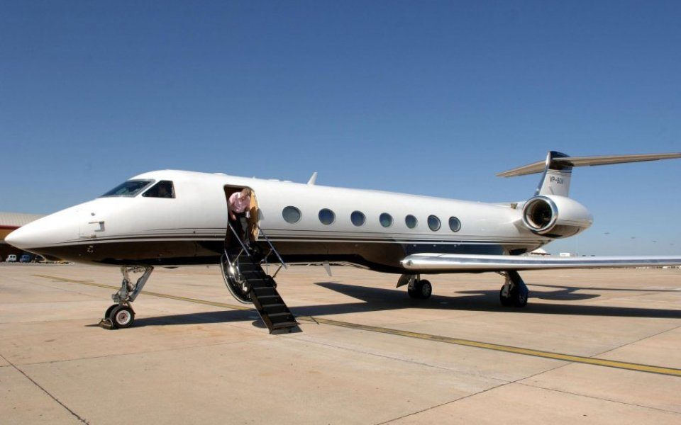 The number of private jets available for purchase has plummeted sharply in the last year after wealthy individuals snapped up most of the world's available planes due to the pandemic.