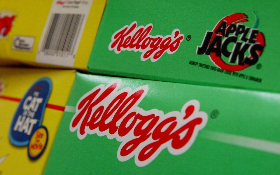 Mars, Mondelez and Kellogg's hit with advert bans over inappropriate targeting