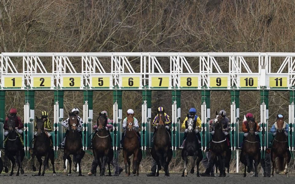 Betting stocks stumble after horse racing suspended due to equine flu