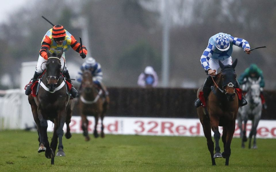 Horse Racing Betting Tips: George will be doing the Double