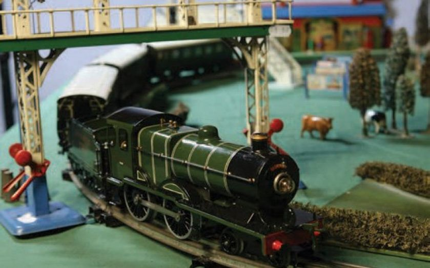 Hornby completes £15m placing and makes junior market debut