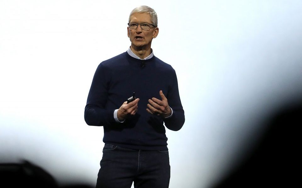Apple 'show time' event: Tim Cook debuts Apple TV streaming service