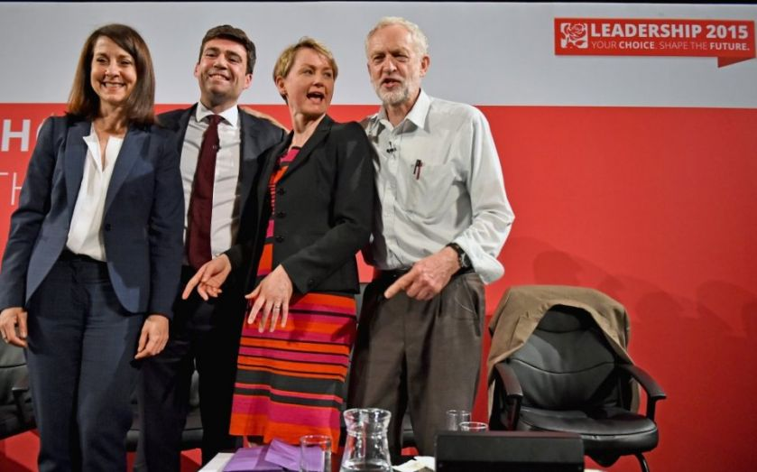 Labour leadership election: Key business policies from Jeremy Corbyn, Andy Burnham, Yvette Cooper and Liz Kendall