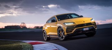 The new Urus is the world's fastest SUV and an altogether different type of Lamborghini