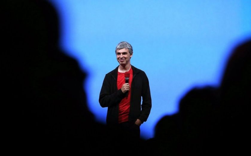 Google's Larry Page, American Express' Ken Chenault, Three's David Dyson: These are the UK's top-rated chief executives, as voted for by their employees