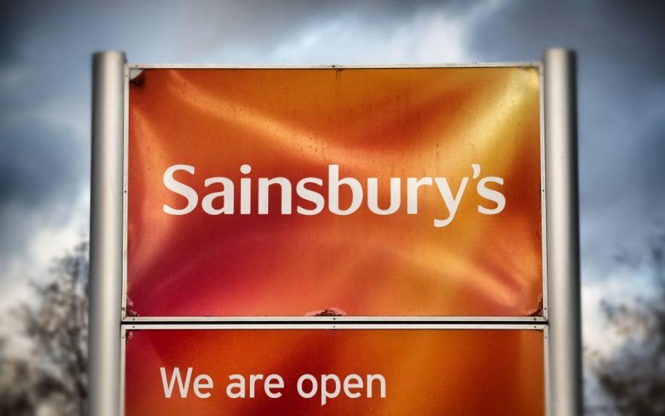 Sainsbury's suffers Christmas sales slowdown as Black Friday hurts the supermarket