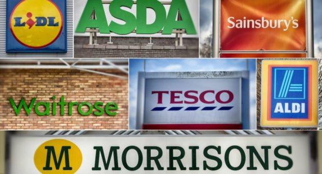 Aisle be damned: The knives are out for big UK grocers