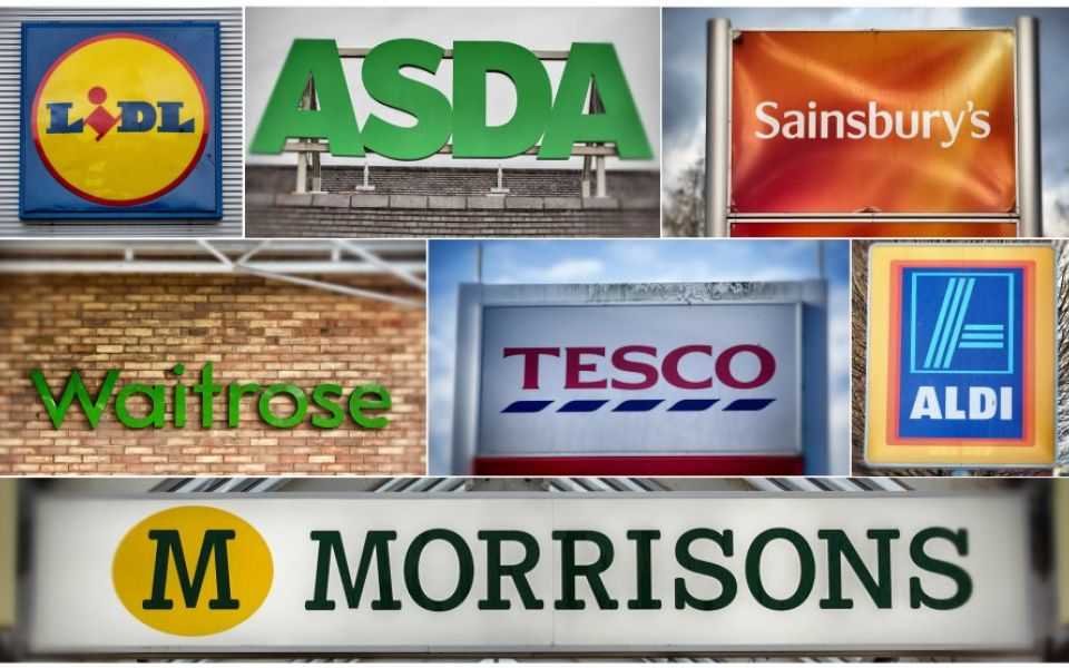 The UK's best and worst supermarkets: How did Sainsbury's, Asda, Aldi and Lidl do?