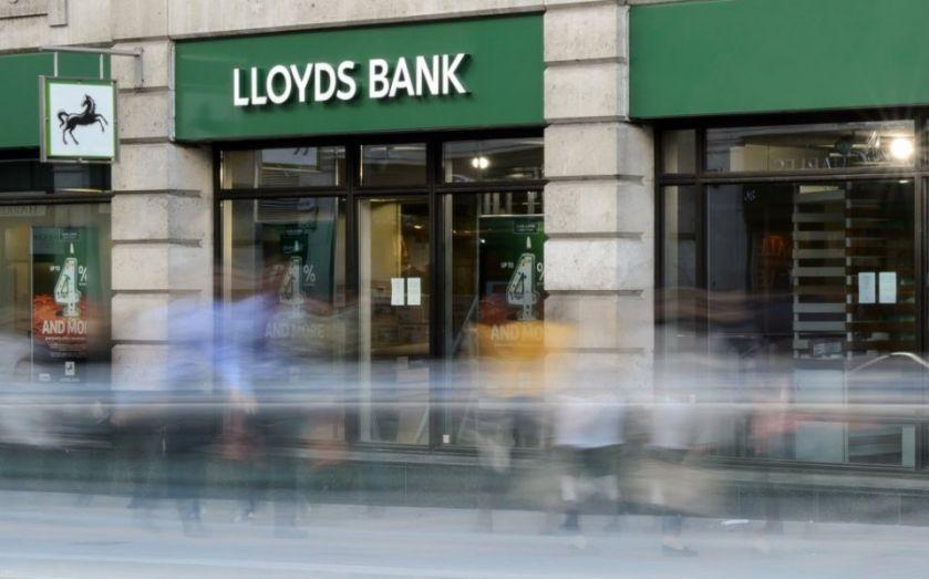 Lloyds and Aldermore lead SME loan rise