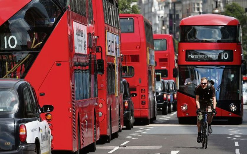 London buses help Stagecoach drive up revenue by 14 per cent