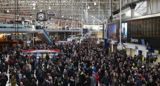Number of UK strikes up 45 per cent in last year