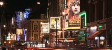 West End footfall bounces back faster than London's business districts