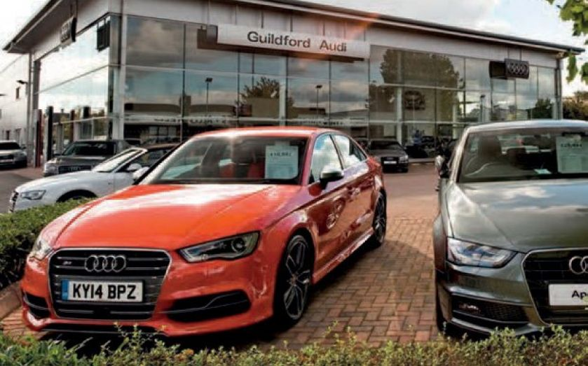 "Car dealership Lookers today said that full year profit would come in ""materially ahead"" of the £22.6m predicted by analysts after a better than expected performance in the first quarter."