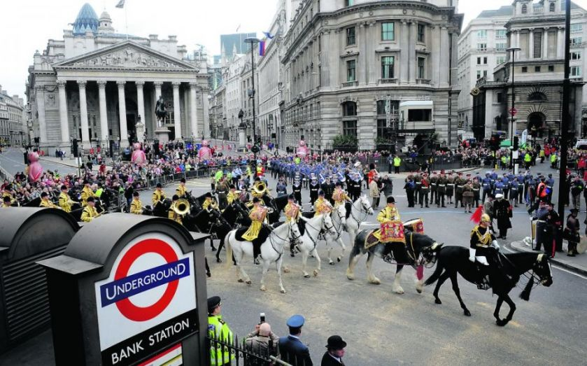 Lord Mayor's Show 2014 route: Where to watch the procession in the City of London