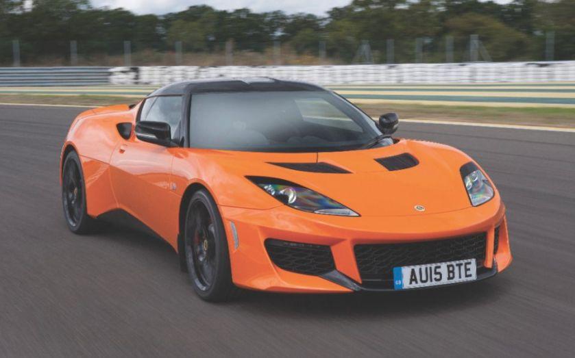 Will the new Evora 400 revive Lotus? CityAM : CityAM