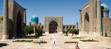 Rich in history and home to some of the world's most impressive architecture, Uzbekistan's untapped tourist scene is a trove of hidden wonders