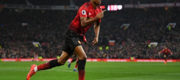Arsenal v Manchester United: Marcus Rashford has found his