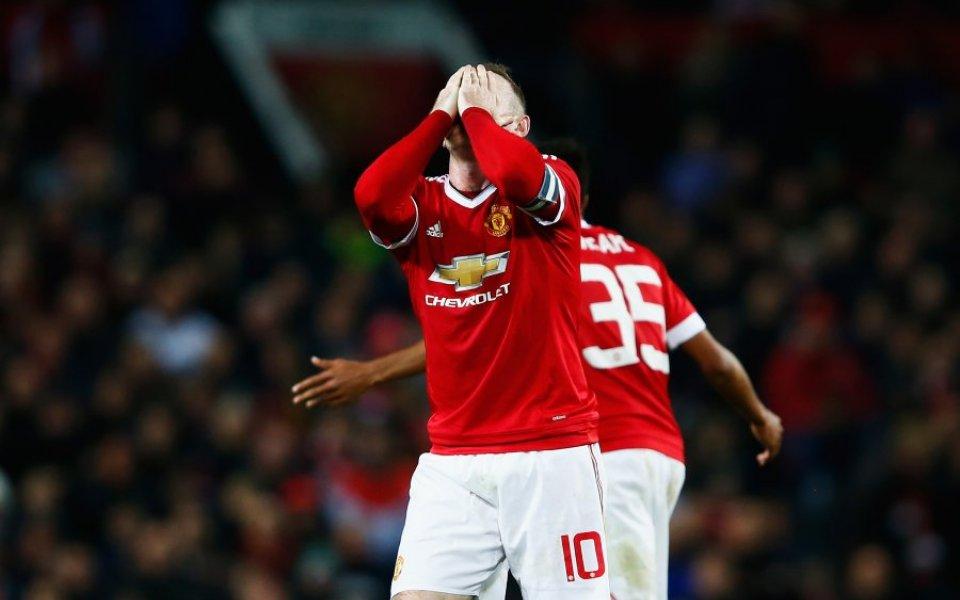 Louis Van Gaal blasts Manchester United flops as Wayne