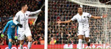 Manchester United 0-2 Paris Saint-Germain: Ruthless French champions hand Ole Gunnar Solksjaer his first setback
