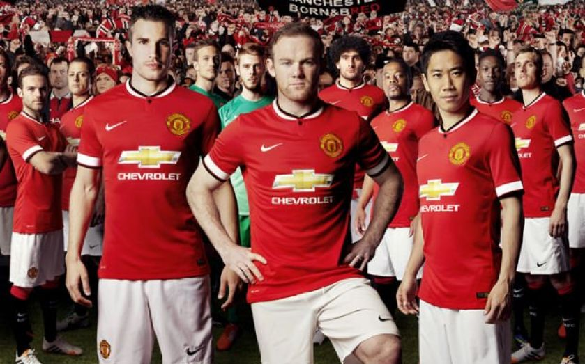 differently ed3bc 0018c Nike ends Manchester United kit sponsorship deal after 13 ...