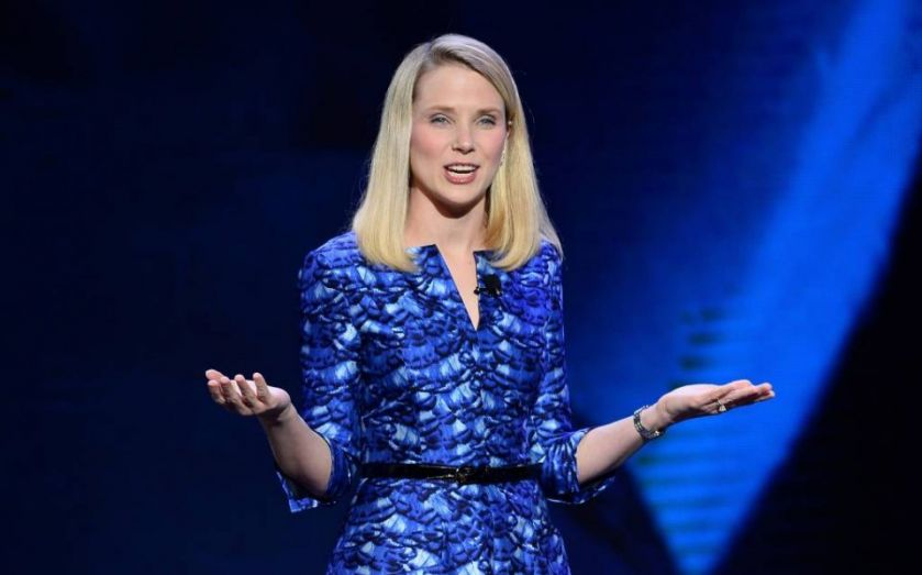 """Yahoo chief Marissa Mayer reveals she's pregnant with twins, will take """"limited time away"""""""