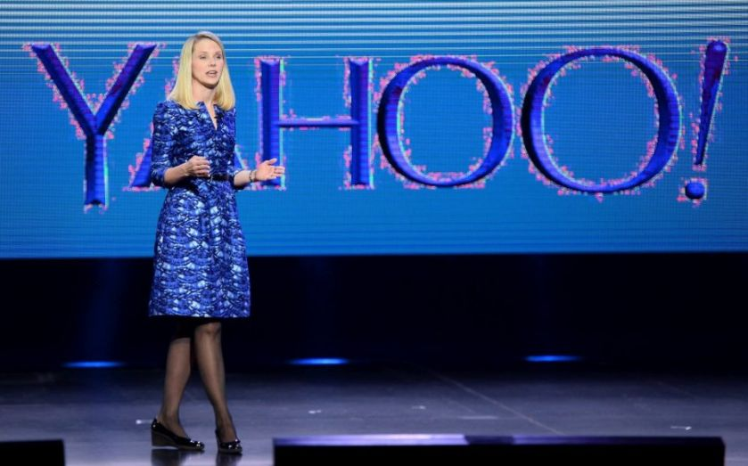 Yahoo beats analysts' expectations with fastest revenue growth since 2010