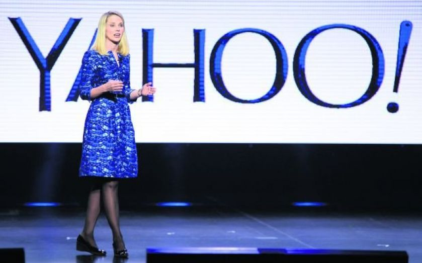 AOL share price jumps as activist investor Starboard tells Yahoo chief exec Marissa Mayer to consider merger